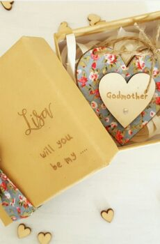 Floral Godmother Gift Box